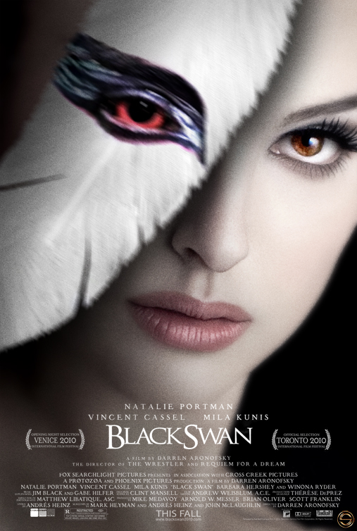 an analysis of the black swan Natalie portman is captivating in this role her transformation into the black swan is nothing short of brilliant it is so powerful that i feel there are.