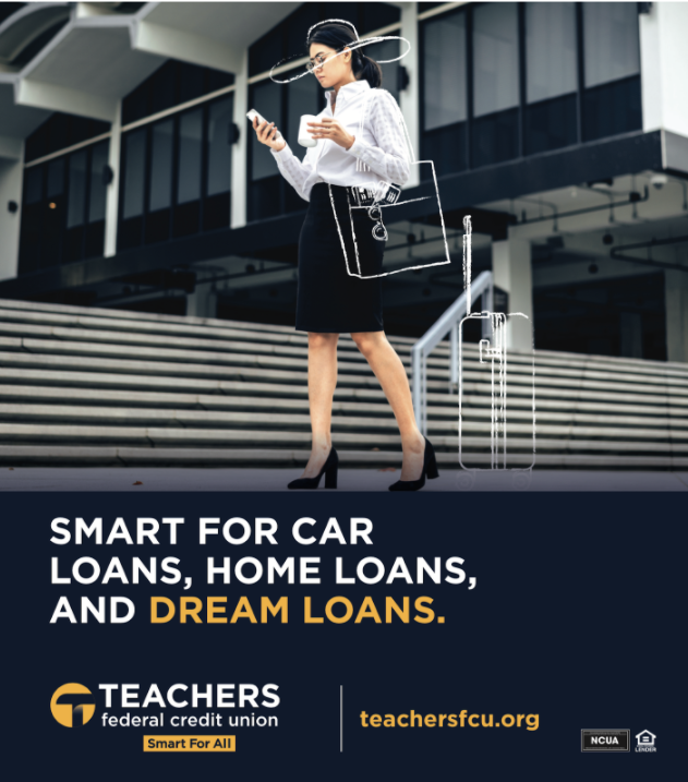 Smart for car loans, home loans, and dream loans - Teachers FCU